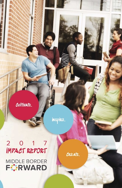2017 Impact Report Cover Photo