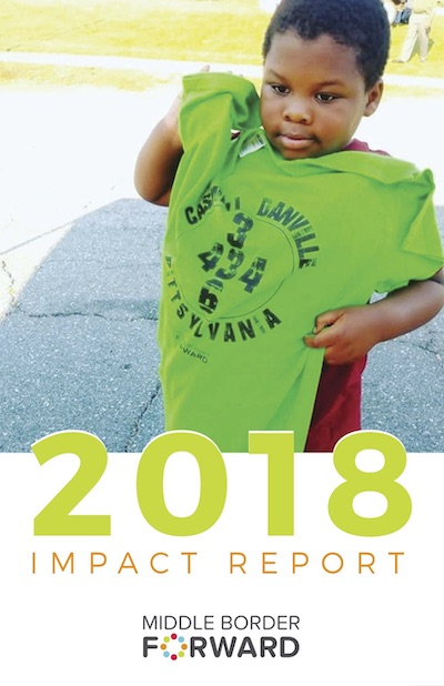 2018 Impact Report Cover Photo